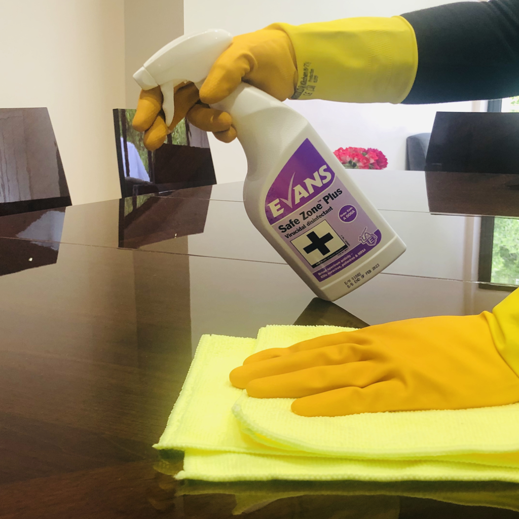 Decontamination Cleaning London