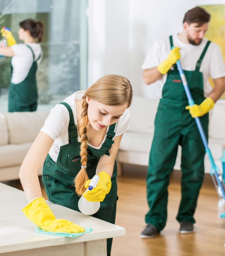 Deep cleaning services in london