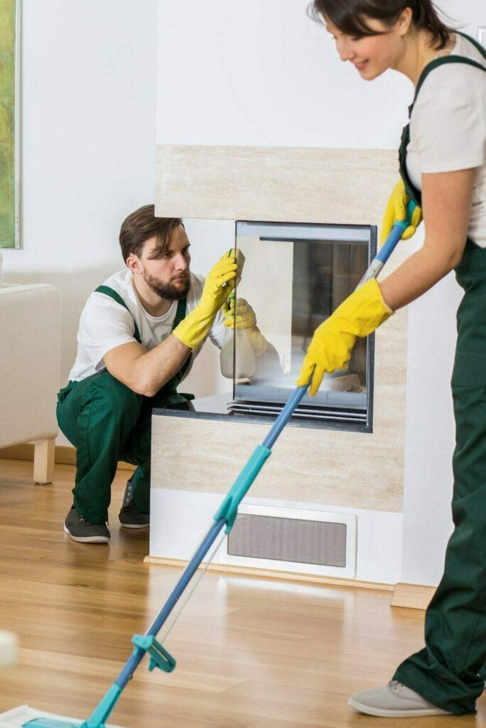 hard floor cleaning london