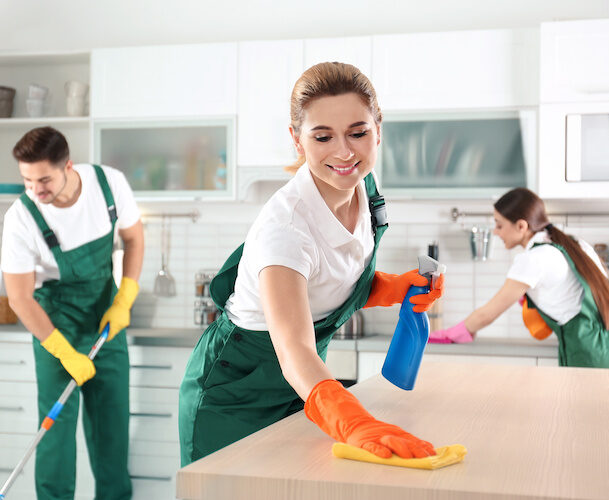 COVID-19 Disinfection Cleaning London