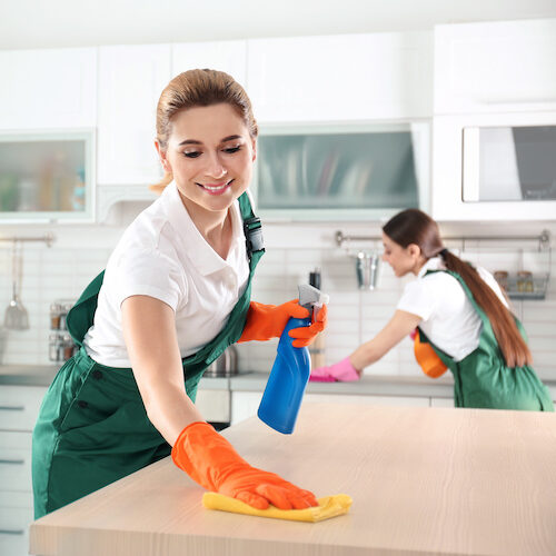 Student Accommodation Cleaning