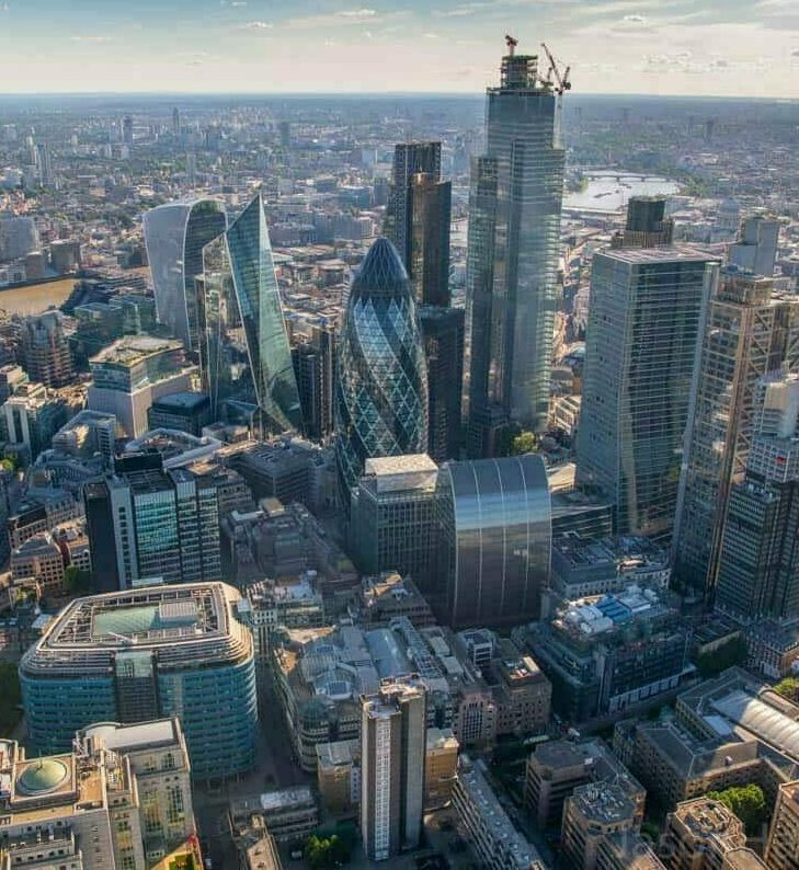 Top Quality office cleaning in the city of London