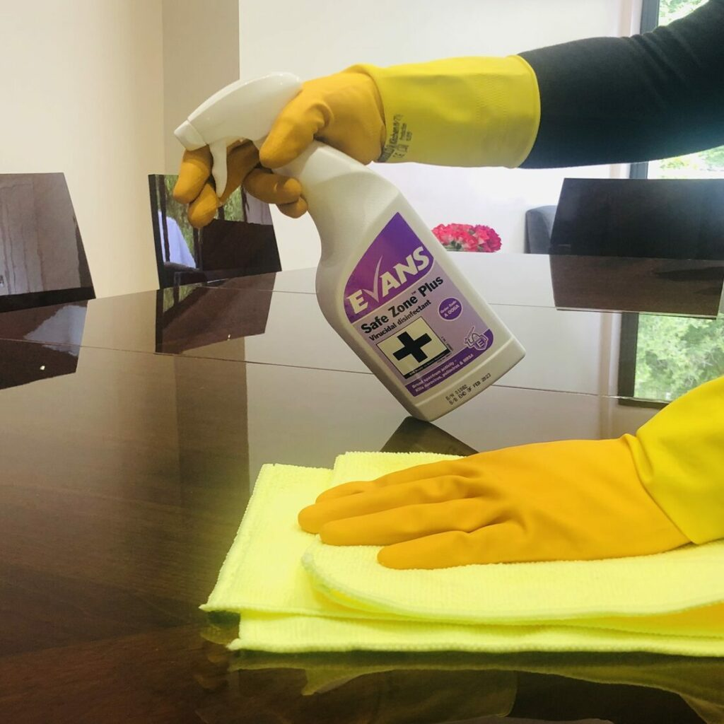 Decontamination Cleaning services London
