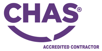 certified by Contractors Health and Safety Assessment Scheme