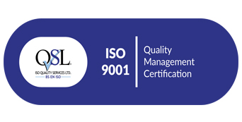 certified by iso-9001