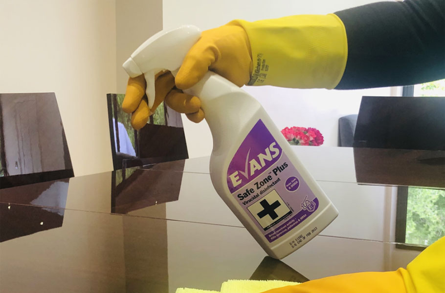 decontamination cleaning in london