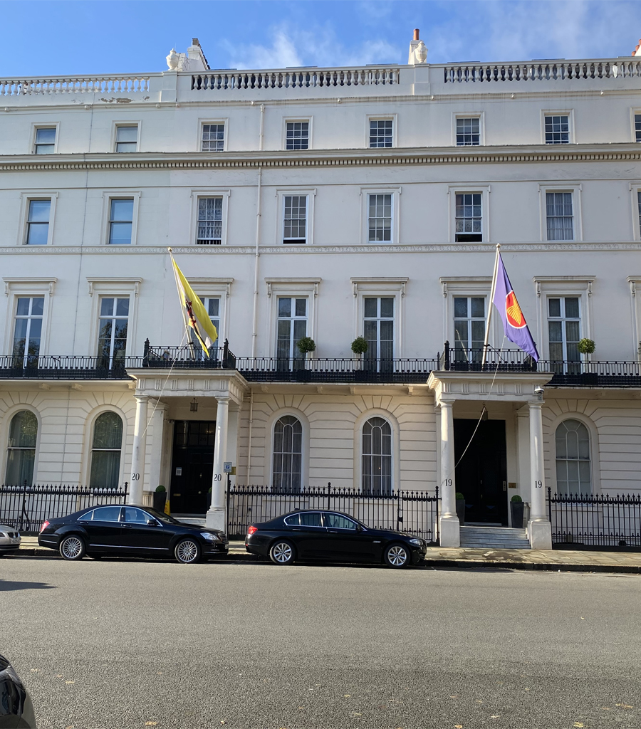 embassy and consulate cleaning in london