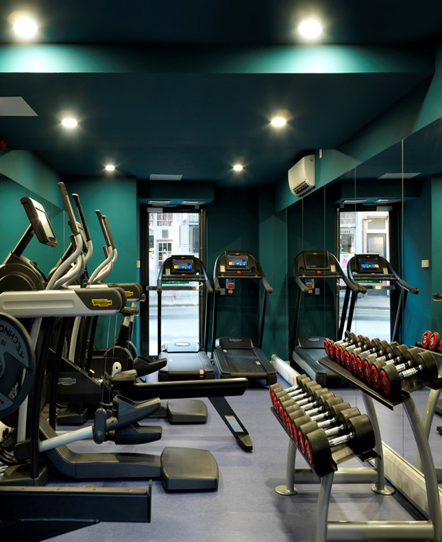 high quality gym cleaning in london
