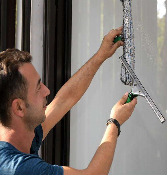 high quality window cleaning in london