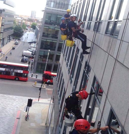 london window cleaning services