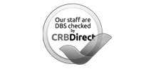 our staff are dbs checked