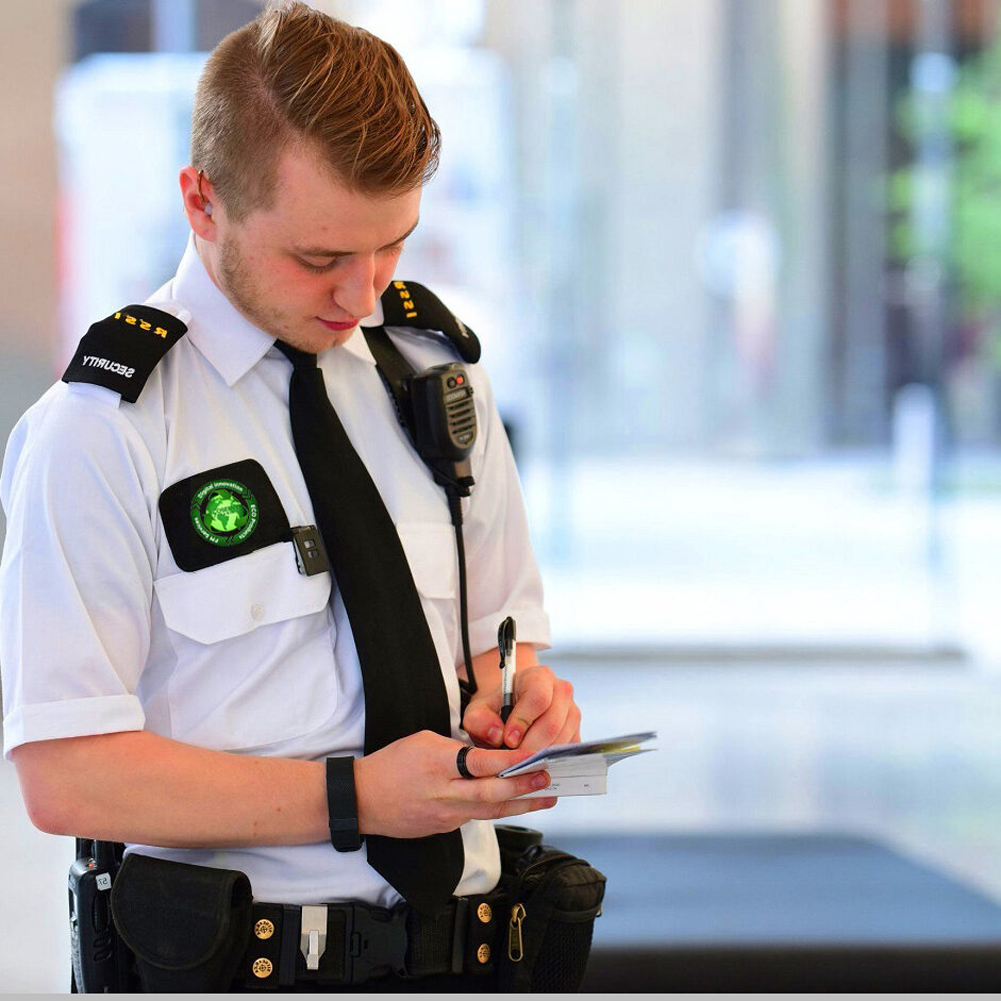 security officers in london