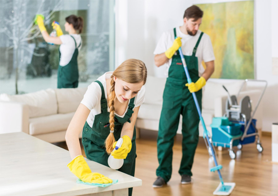 superior office cleaning company in london