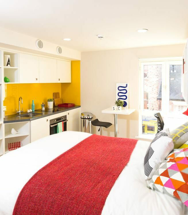 cleaning for student accommodation
