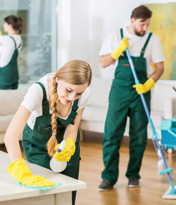 high quality office cleaning services in london